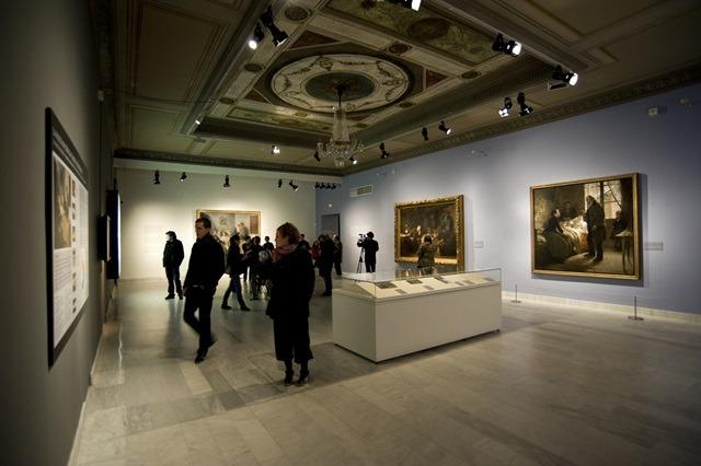متحف بيكاسو في اسبانيا برشلونة
