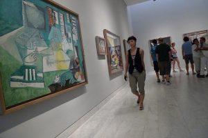 متحف بيكاسو من اهم الاماكن السياحية في برشلونة اسبانيا