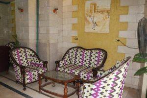 فندق نوبة نيل في اسوان