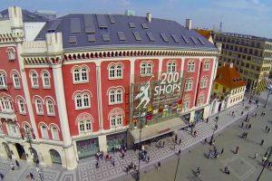 مركز التسوق بلاديوم براغ من أهم أماكن التسوق في براغ