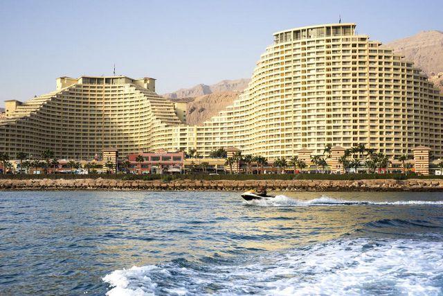 فندق بورتو السخنة من افضل فنادق السخنة