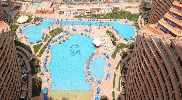 اماكن السياحة في العين السخنة بمصر