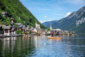 هالستات من افضل مناطق السياحة في النمسا