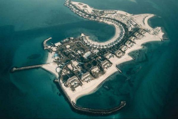 جزر سياحية في مدينة ابوظبي