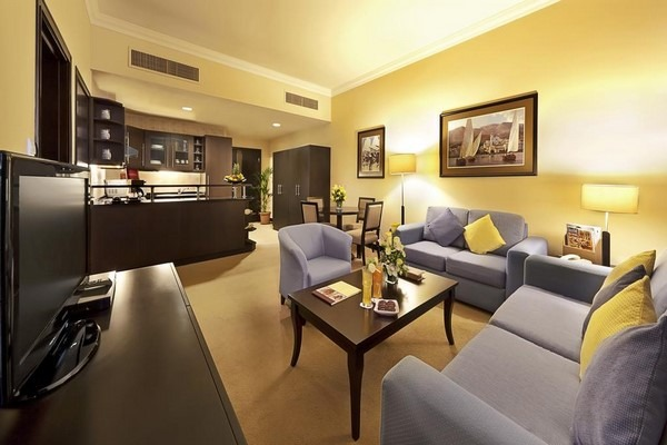 فندق المنزل ابوظبي من أفضل فنادق العاصمة