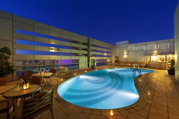 فندق المنزل ابوظبي