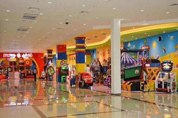 سيف مول ابوظبي من أفخم مراكز التسوق في المدينة