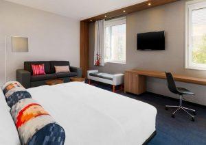 فندق الوفت في مدينة ميونخ