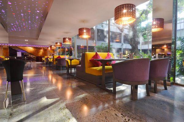 فندق امباسادور في مدينة بانكوك