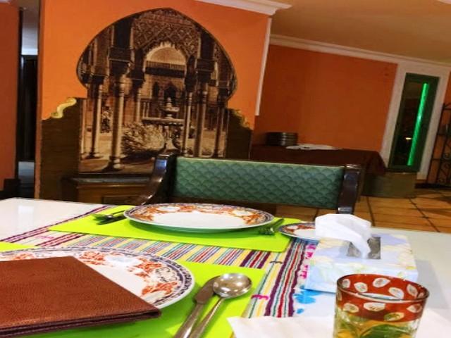 مطاعم الأندلس مول