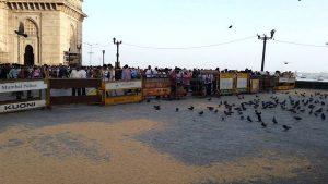 شارع العرب في مومباي الهند