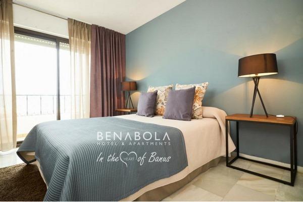 فندق بينابولا في مدينة ماربيا