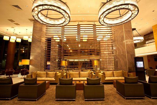فندق كراون بلازا اسطنبول تقسيم