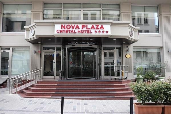 فندق كريستال اسطنبول من أجمل فنادق المدينة