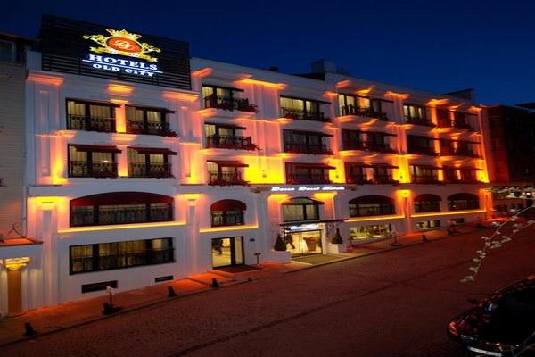 فندق دوسو دوسي الفاتح من أجمل فنادق إسطنبول