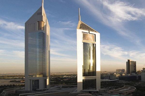 ابراج الامارات من افخم ابراج دبي
