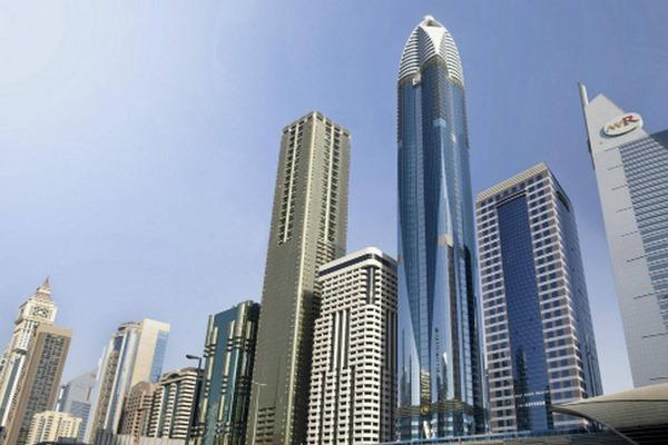ابراج دبي من أرقى أبراج العالم