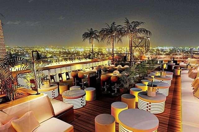 مطاعم شارع الشيخ زايد دبي