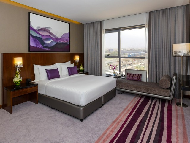 غرف فندق فلورا البرشاء دبي