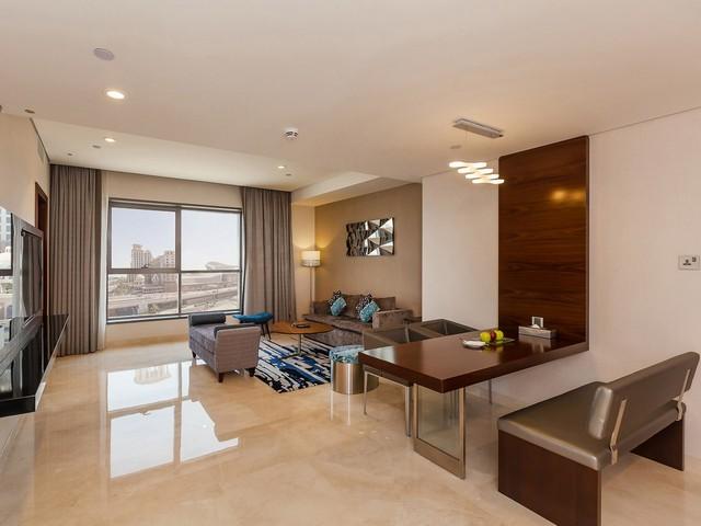 أجنحة فندق فلورا البرشاء دبي