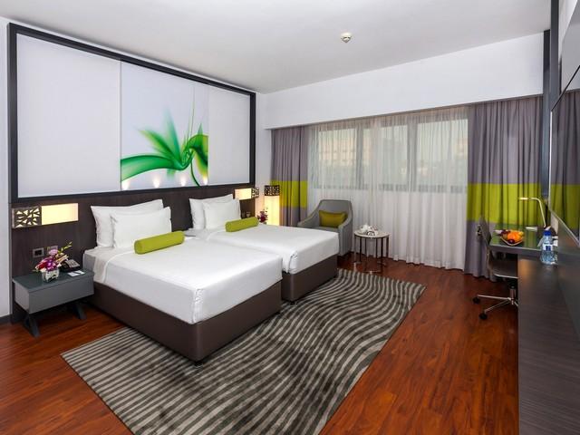 فندق جراند فلورا دبي