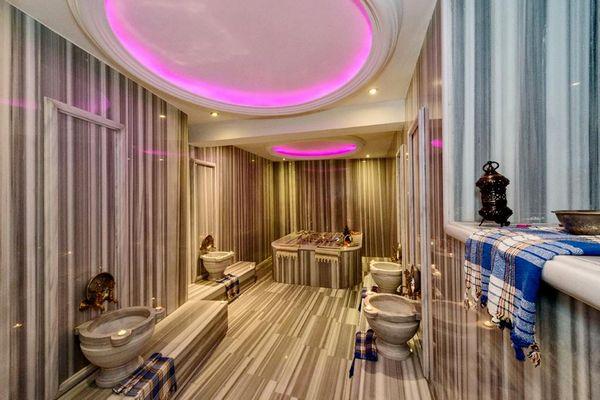 فندق جولهان بارك في مدينة اسطنبول