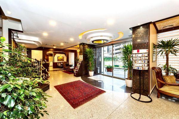 فندق جولهان بارك من فنادق اسطنبول