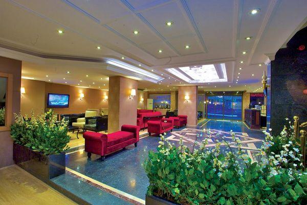 فندق جراند امين اسطنبول