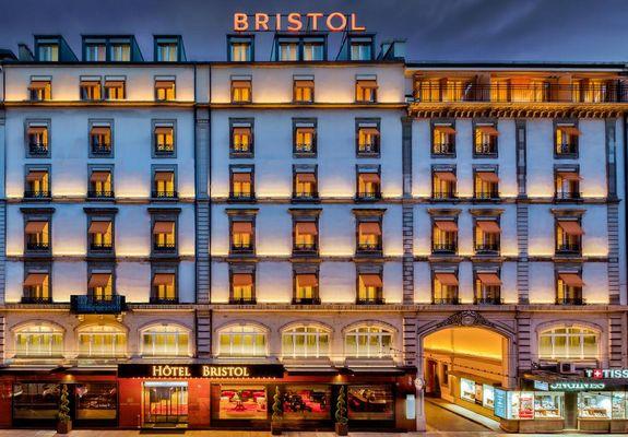 فندق بريستول جنيف