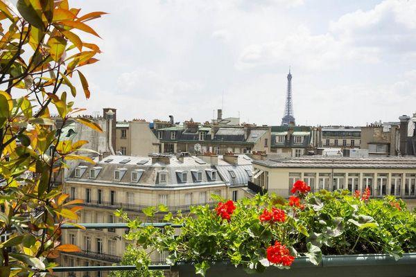 إطلالات رائعة لـ فندق نابليون باريس شانزليزيه