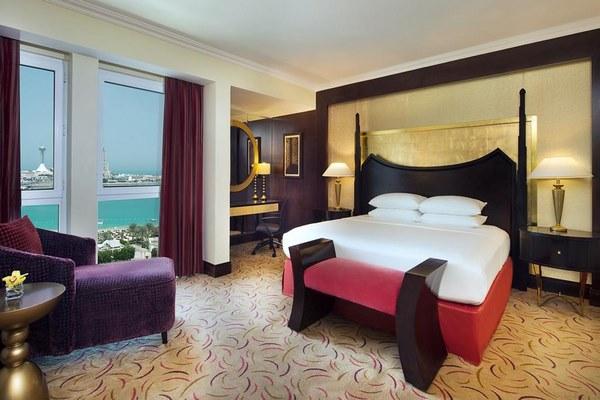 حجز افضل فنادق ابوظبي خمس نجوم