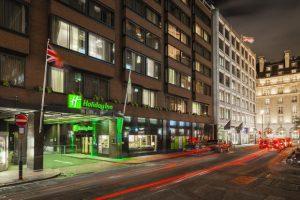 فندق هوليدي ان مايفير من افضل فنادق لندن