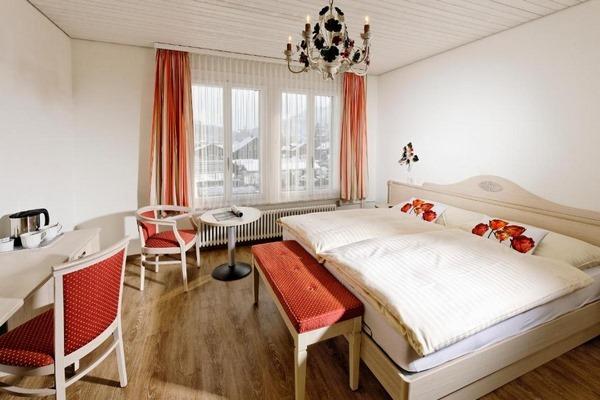 فندق بوسيت في انترلاكن يوفر اجمل الغرف وأكثرها أريحية