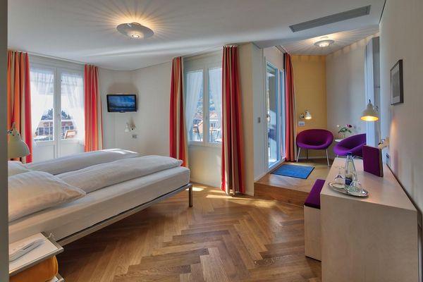 فندق بيلفو في انترلاكن هو افضل سكن في انترلاكن للعوائل