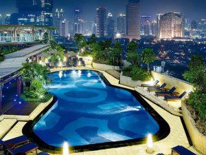 فندق كمبنسكي جاكرتا اندونيسيا