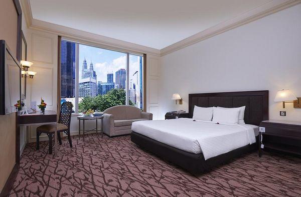 يوفّر فندق استانا كوالا خيارات إقامة عديدة.