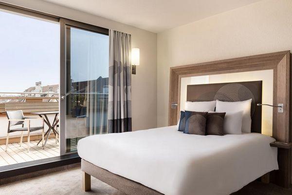 فندق نوفوتيل في جنيف
