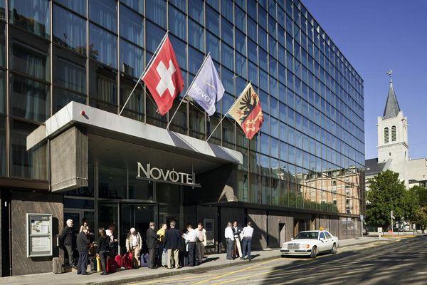 فندق نوفوتيل في مدينة جنيف