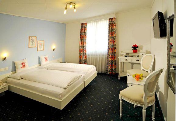 فندق كروز انترلاكن من افضل فنادق رخيصة في انترلاكن