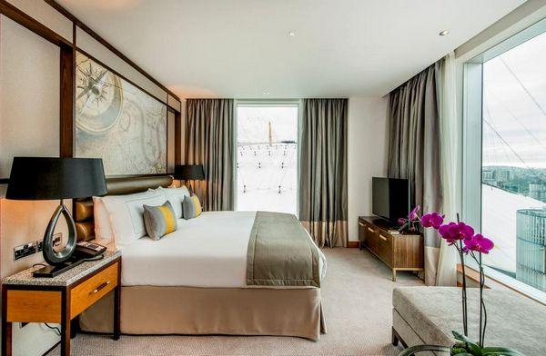 فنادق لندن خمس نجوم