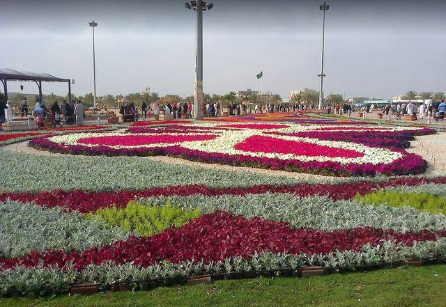 اماكن التنزه في الرياض
