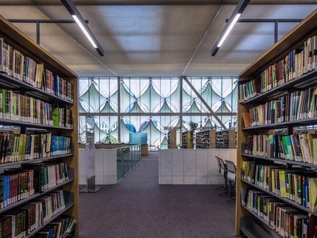 أقسام مكتبة الملك فهد الوطنية