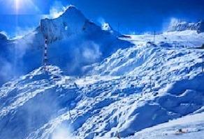 قمة كابرون الثلجية