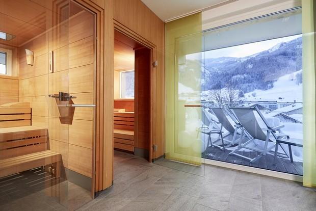 فندق ليدرز في كابرون النمسا