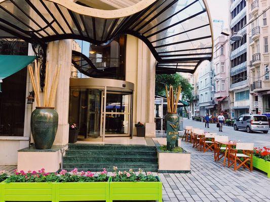 فندق لاريس بارك اسطنبول تقسيم