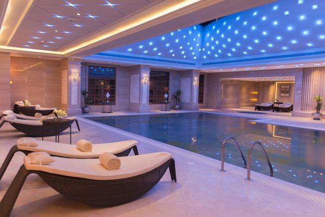 فندق نارسيس في مدينة الرياض