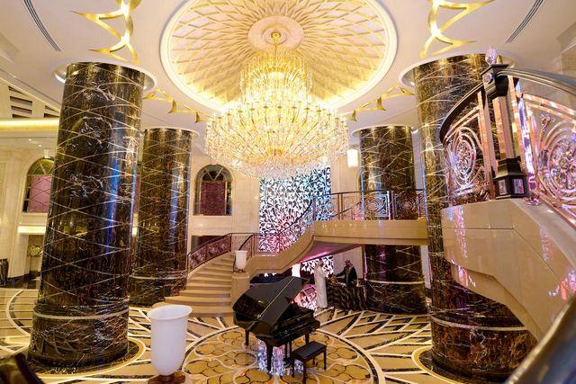 فندق نارسيس الرياض بالسعودية