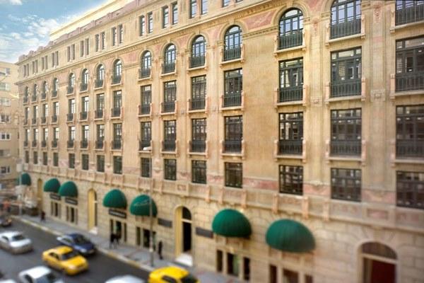 فندق بارك حياة اسطنبول من أرقى فنادق تركيا