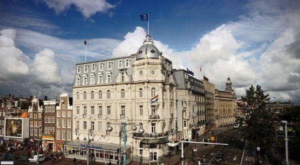 فندق فكتوريا امستردام