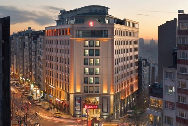فندق رمادا اسطنبول عثمان بيه